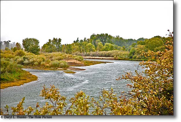 Jefferson River Autumn