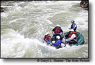 Gallatin River Whitewater Rafters