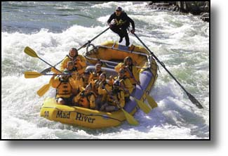 Mad River Boat Trips, snake River Whitewater Rafting, Jackson Hole Wyoming