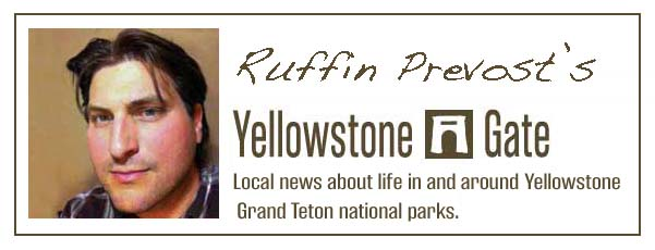 Ruffin Prevost - Yellowstone Gate Magazine - blog