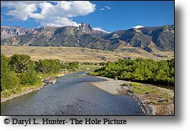 south fork shoshone river, cody wyoming