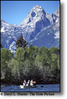 fly-fishing, grand tetons, snake river, grand teton national Park, jackson hole, wyoming