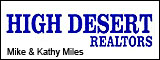 High Desert Realty, Mike Miles, Kathy Miles